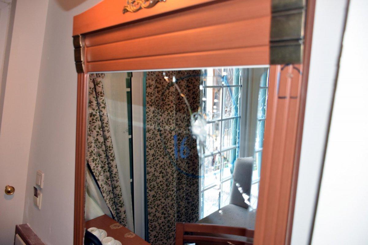 Marmaris teki otelde hain darbecilerin suikast izleri silinmedi #2