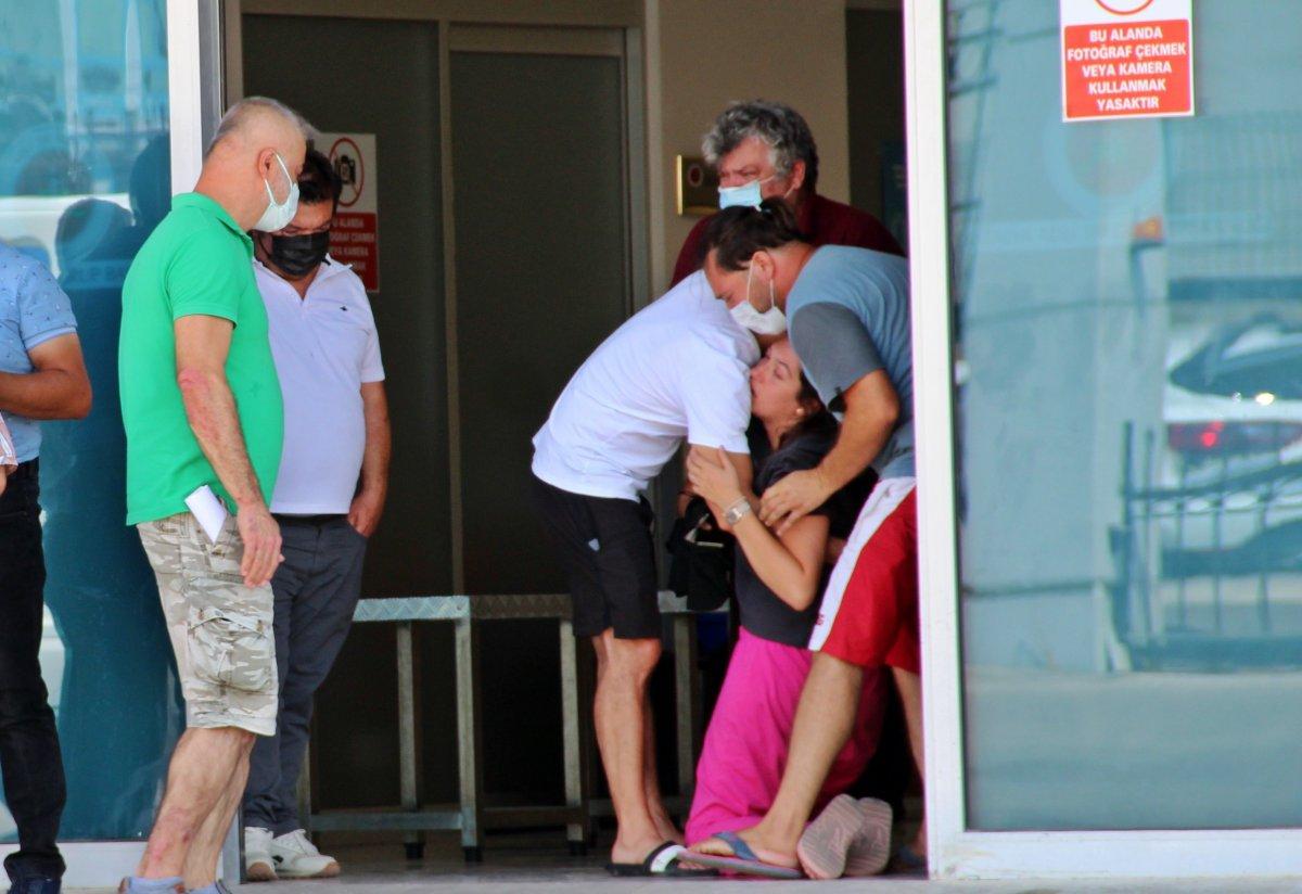 Antalya da laf atma cinayeti  #1