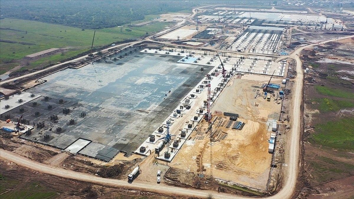 TOGG Gemlik Tesisi, 2022 sonunda üretime hazır olacak #4