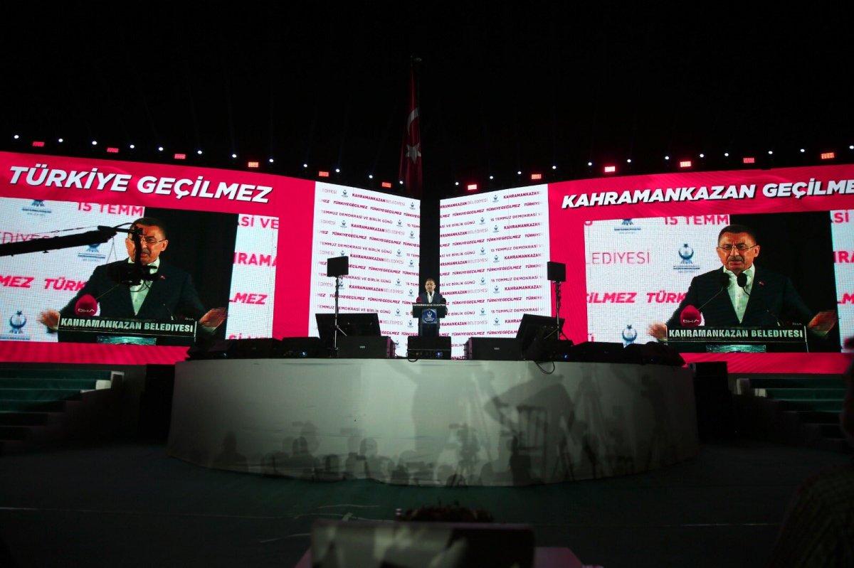 'Bu ruh Çanakkale ruhudur' #2