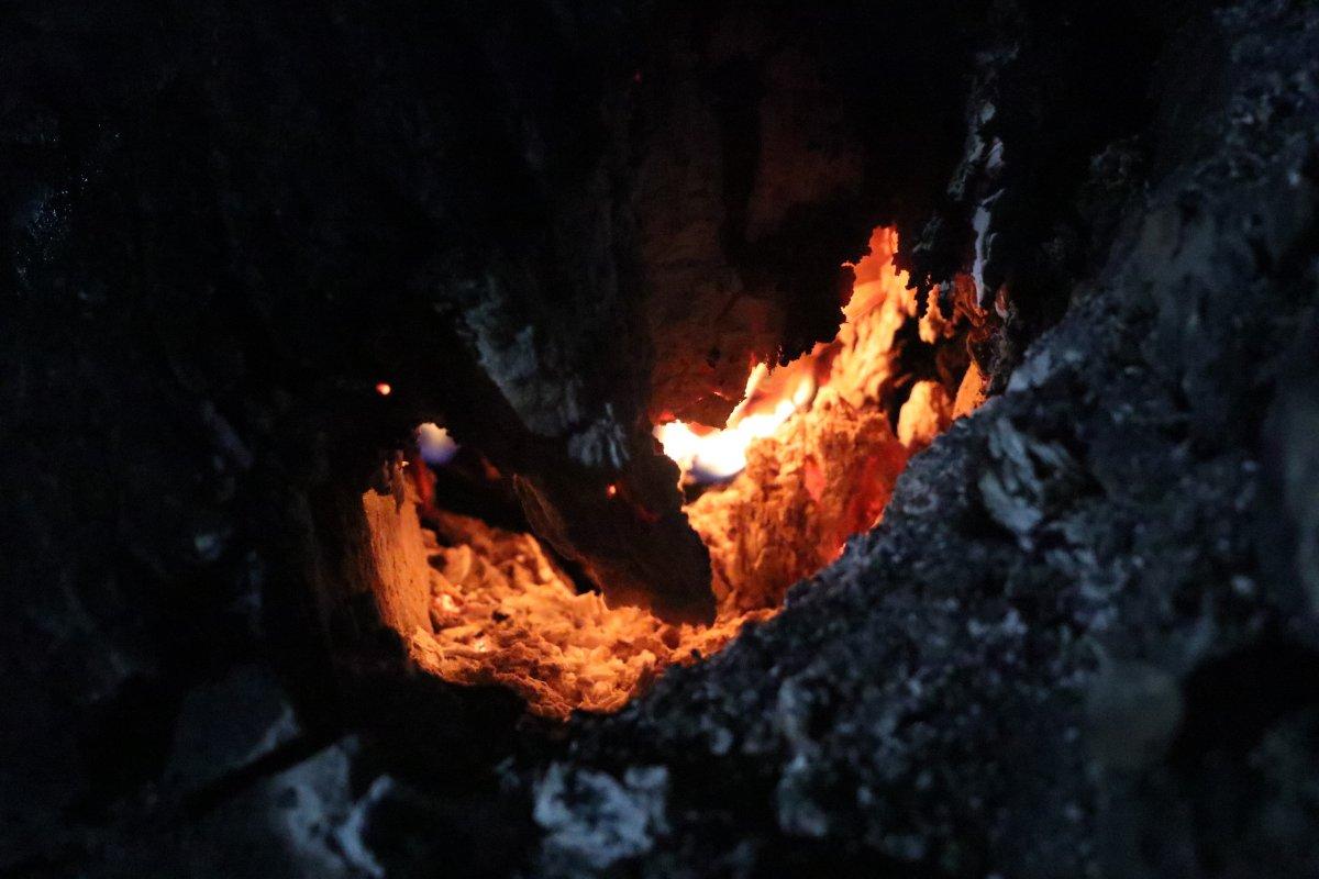 Mersin ve Hatay da orman yangını #5