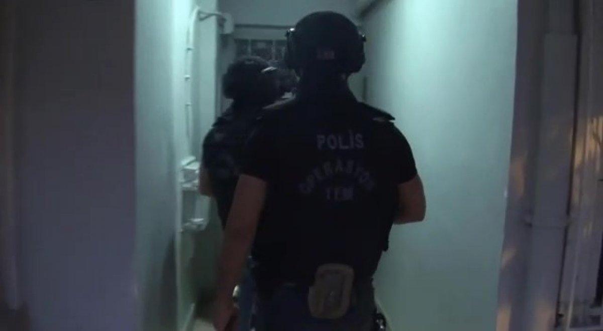 İstanbul'da DEAŞ operasyonu: 8 gözaltı #2