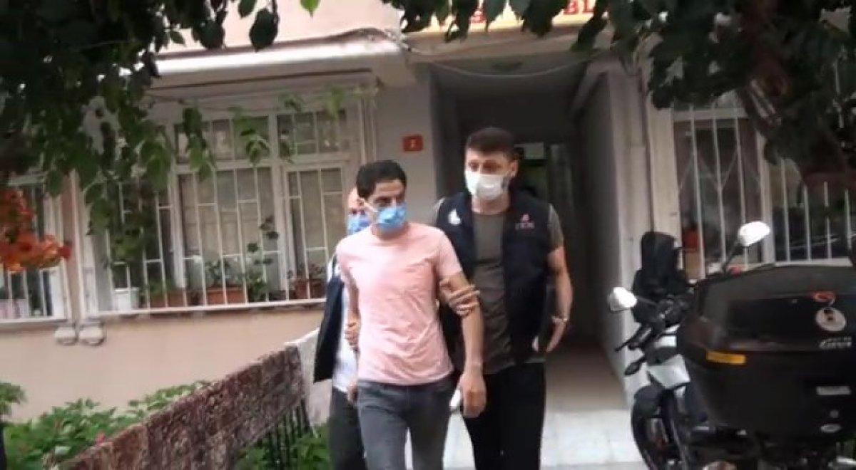 İstanbul'da DEAŞ operasyonu: 8 gözaltı #1