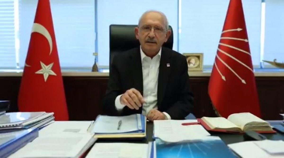 Kemal Kılıçdaroğlu: Suriyelileri ülkesine göndereceğiz #1