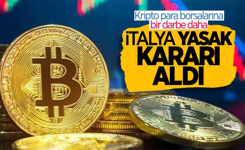 İtalya, Binance kripto para borsasına yasak getirdi