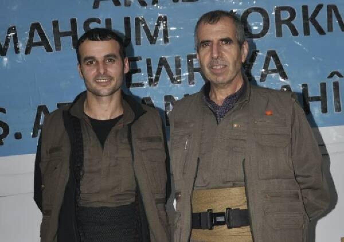 MİT, Irak ın kuzeyinde 2 teröristi etkisiz hale getirdi #1