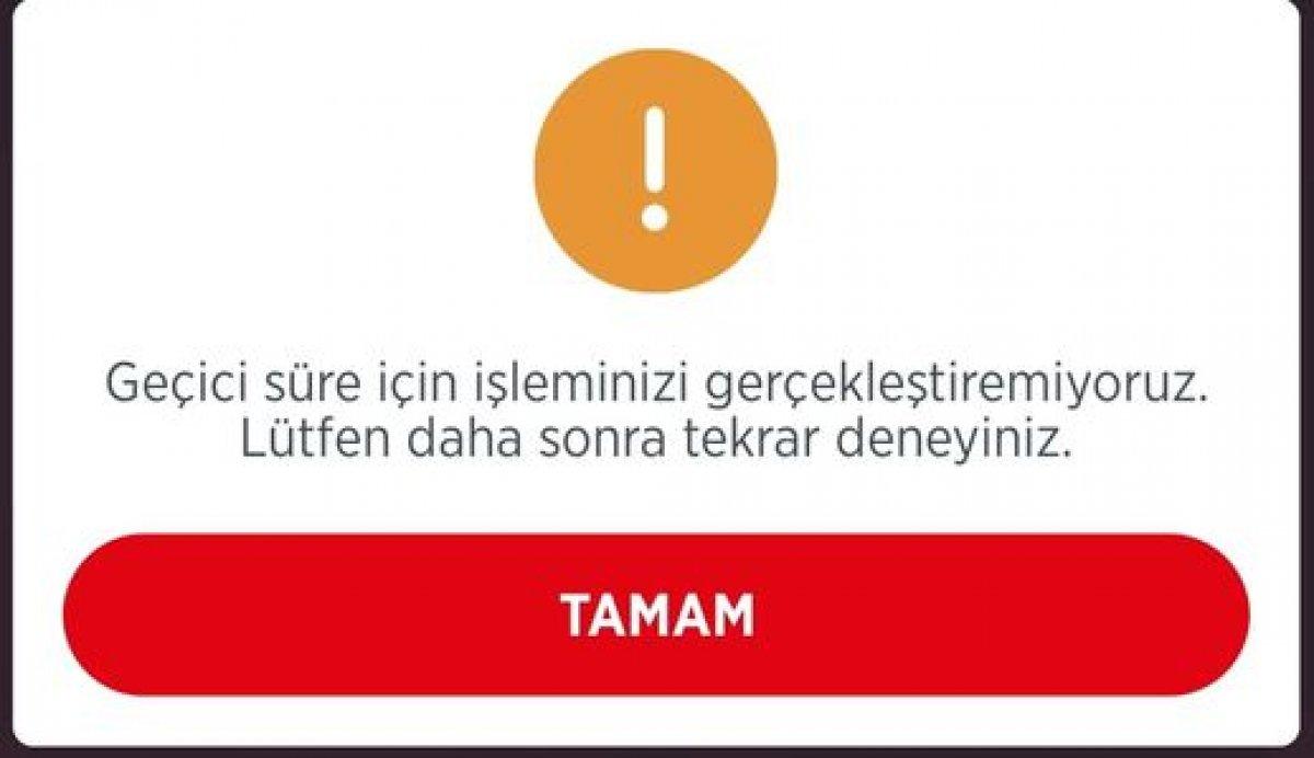 Ziraat Bankası mobil uygulaması çöktü mü, neden açılmıyor? Ziraat Bankası erişim sorunu 2021 #1