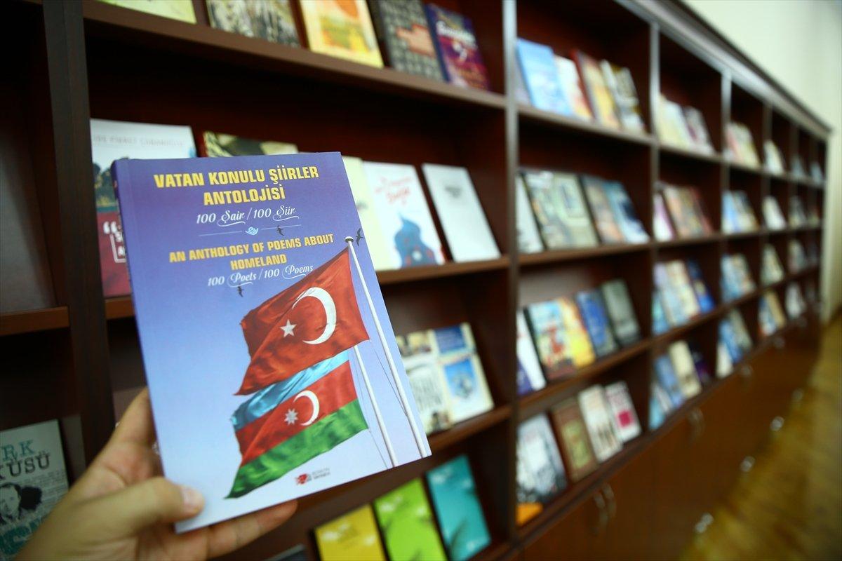 Türkiye den Karabağ daki kütüphanelere 10 bin kitap bağışı #6