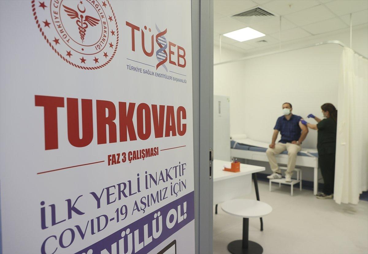 Mustafa Varank: Yerli aşıda herhangi bir yan etki gözlenmedi #2
