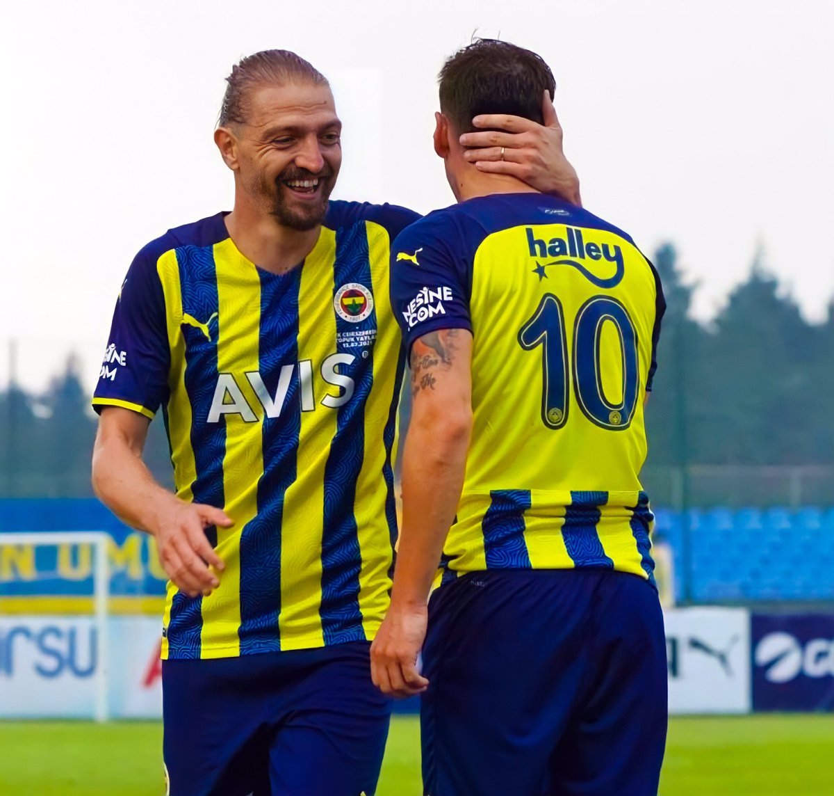 Fenerbahçe de Caner Erkin takıma ağabeylik yapacak #1