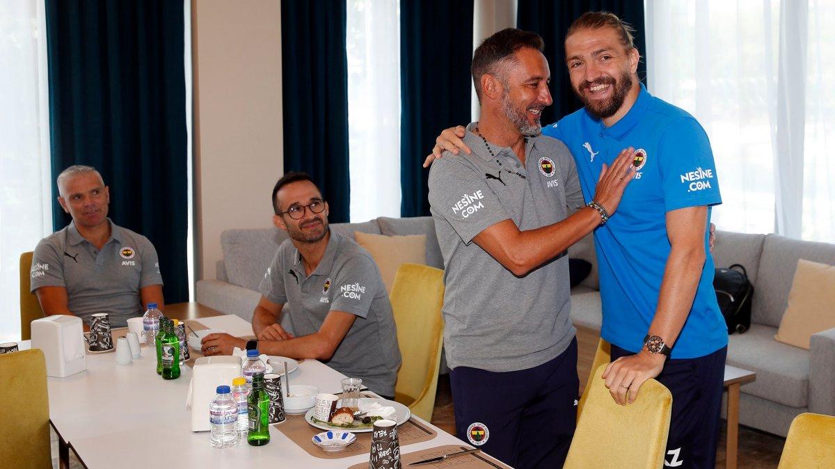 Fenerbahçe de Caner Erkin takıma ağabeylik yapacak #2