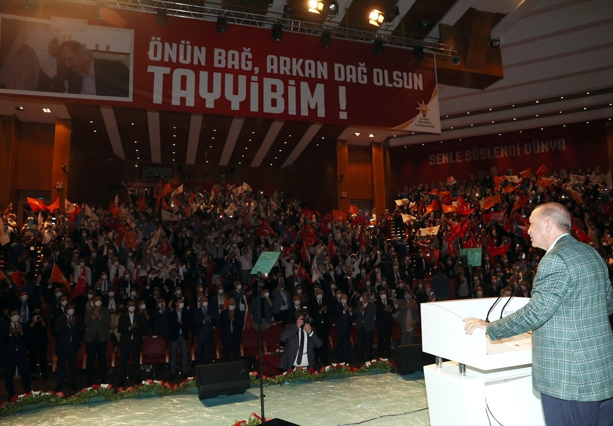 Cumhurbaşkanı Erdoğan ın, AK Parti Erzurum İl Danışma Toplantısı ndaki konuşması #3