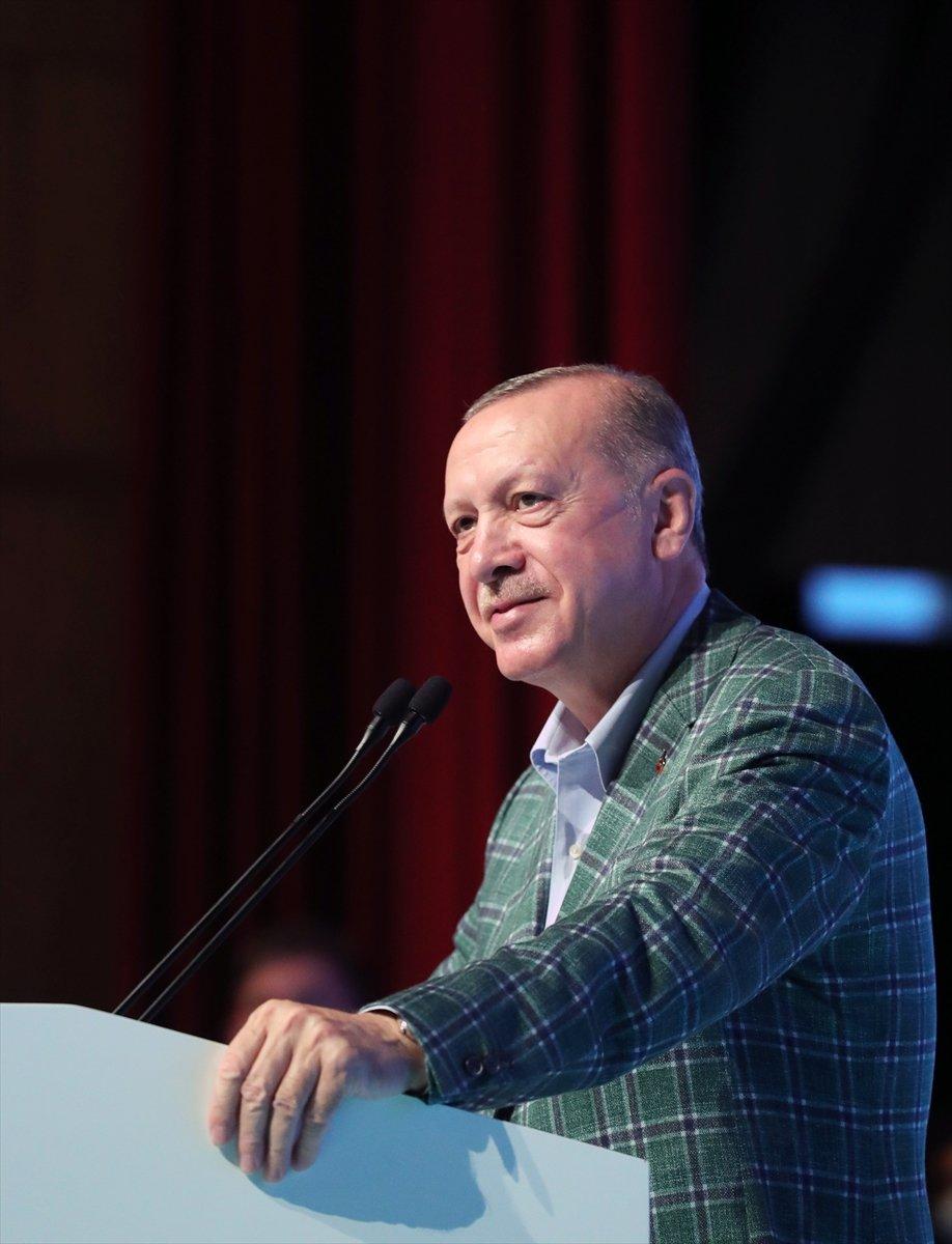 Cumhurbaşkanı Erdoğan ın, AK Parti Erzurum İl Danışma Toplantısı ndaki konuşması #2
