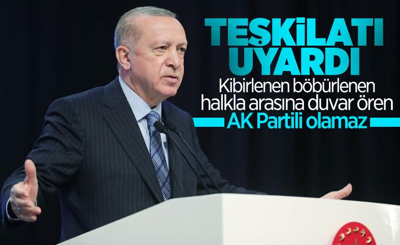 Cumhurbaşkanı Erdoğan'ın, AK Parti Erzurum İl Danışma Toplantısı'ndaki konuşması