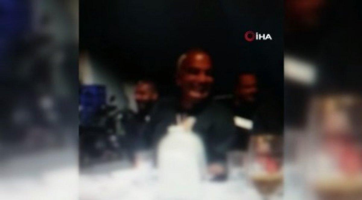 CHP li Devrek Belediye Başkanı nın alkol masasında tepki çeken sözler #3