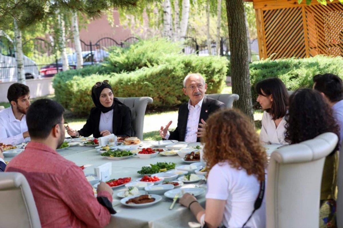 Kemal Kılıçdaroğlu: Vicdani ret tartışılabilir  #2
