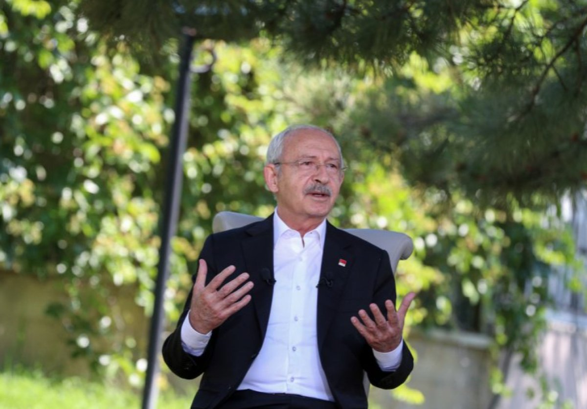 Kemal Kılıçdaroğlu: Vicdani ret tartışılabilir  #3