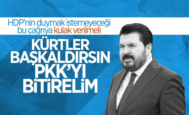 Savcı Sayan: PKK terör örgütüne yeter diyelim