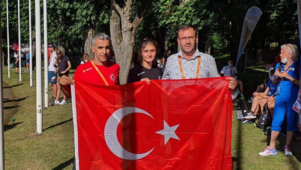 Milli atlet Pınar Akyol, gülle atmada Avrupa Şampiyonu #3
