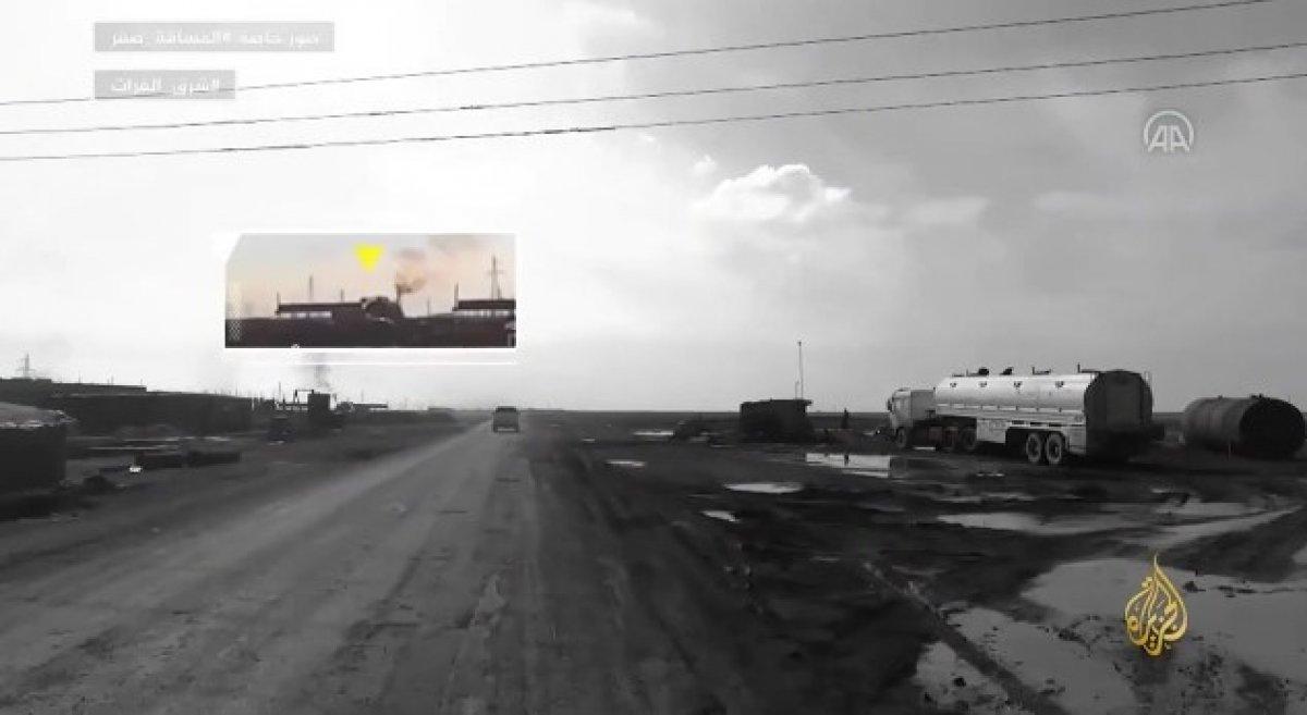 YPG nin Haseke de Türkiye sınırı hattında 113 kilometrelik tünelleri bulundu #1