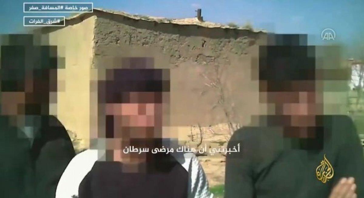 YPG nin Haseke de Türkiye sınırı hattında 113 kilometrelik tünelleri bulundu #6