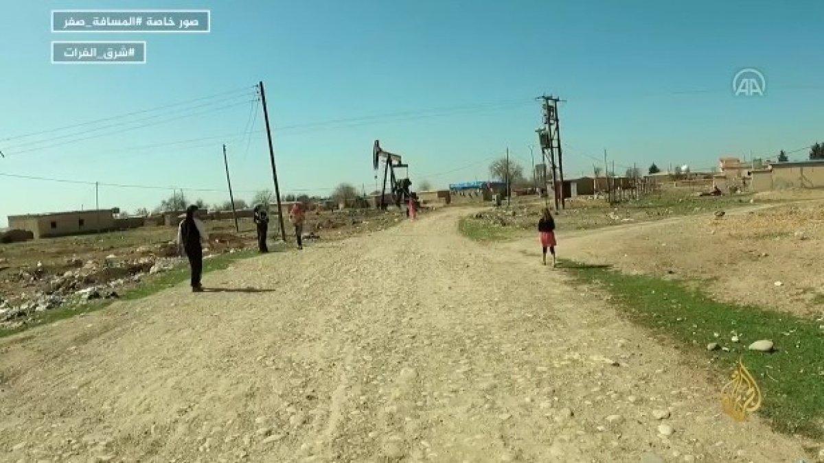 YPG nin Haseke de Türkiye sınırı hattında 113 kilometrelik tünelleri bulundu #2