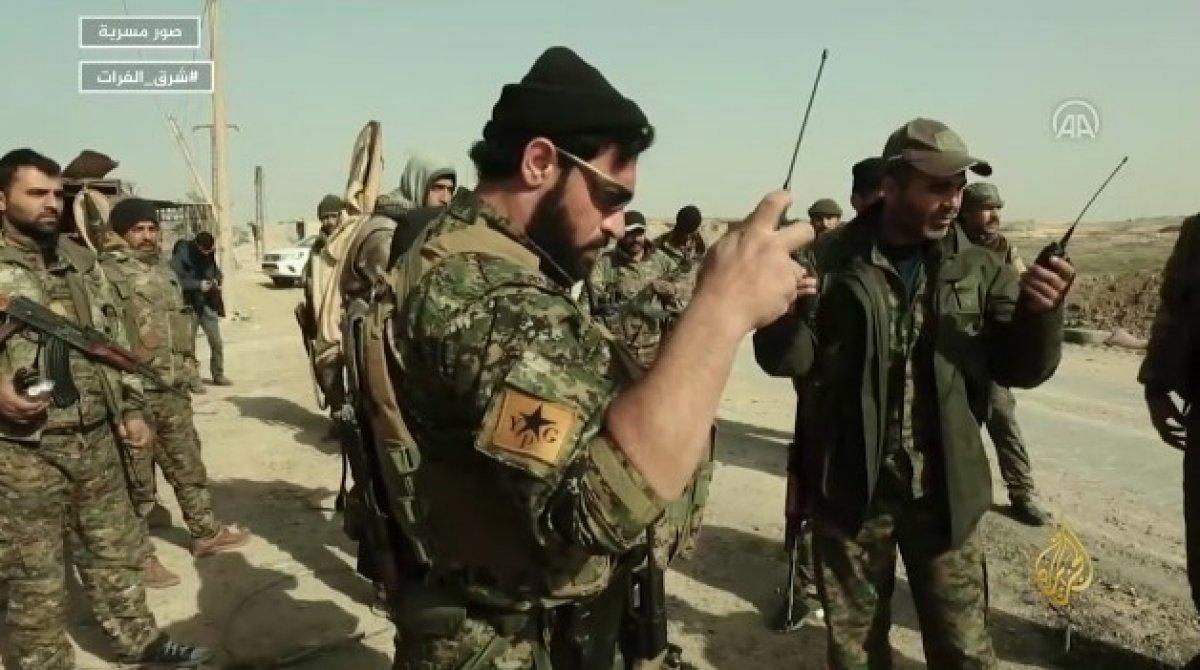 YPG nin Haseke de Türkiye sınırı hattında 113 kilometrelik tünelleri bulundu #11