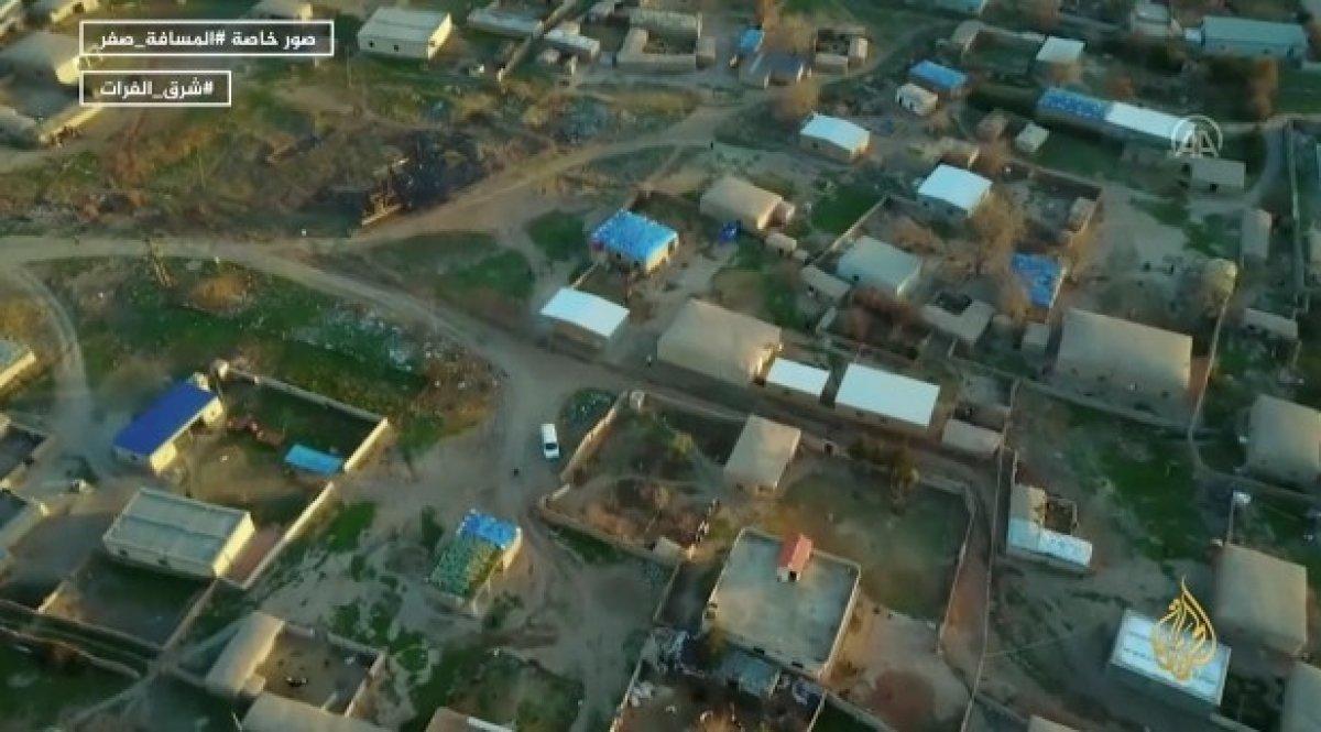 YPG nin Haseke de Türkiye sınırı hattında 113 kilometrelik tünelleri bulundu #3