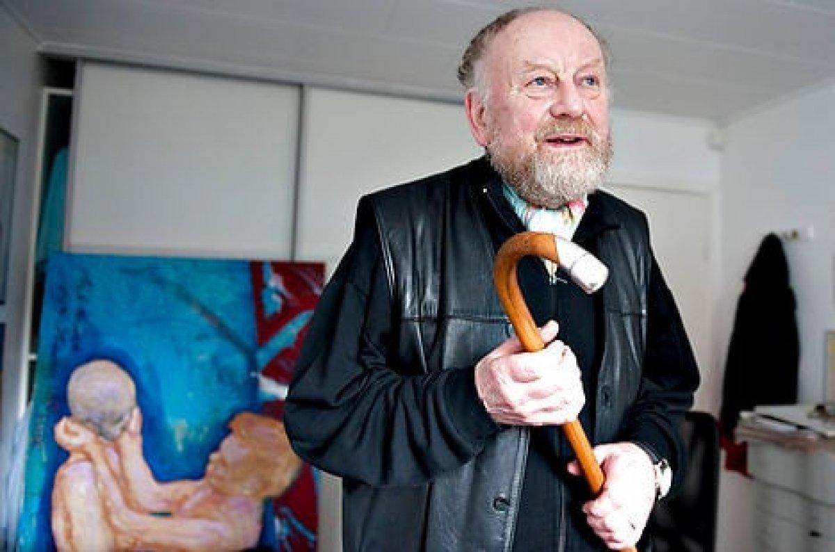 İslam karşıtı karikatürist Kurt Westergaard öldü #2