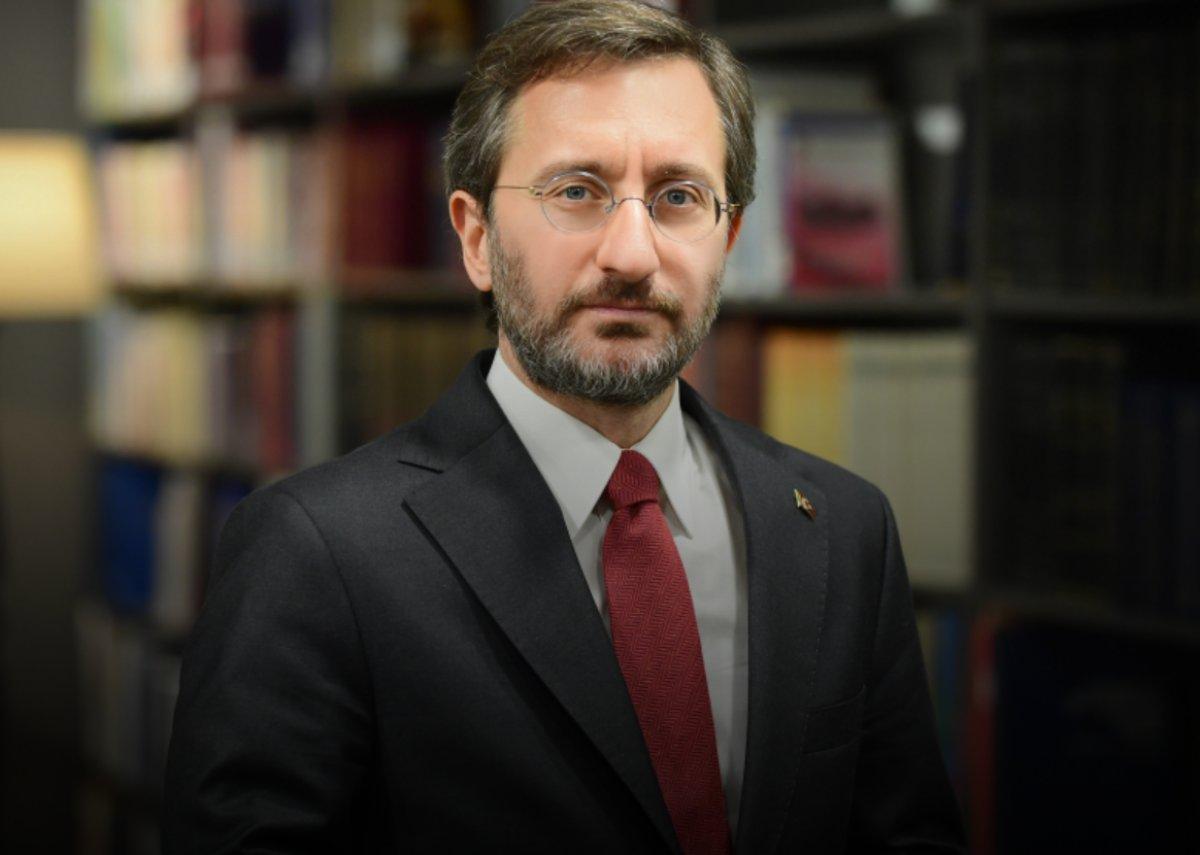 İletişim Başkanı Fahrettin Altun Yunan gazetesine mülakat verdi  #1