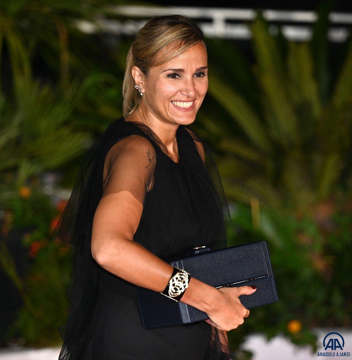 74. Cannes Film Festivali nde Altın Palimiye ödülünü Titane kazandı #5