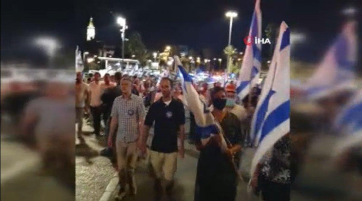 Doğu Kudüs'te fanatik Yahudiler yürüyüş düzenledi  #2