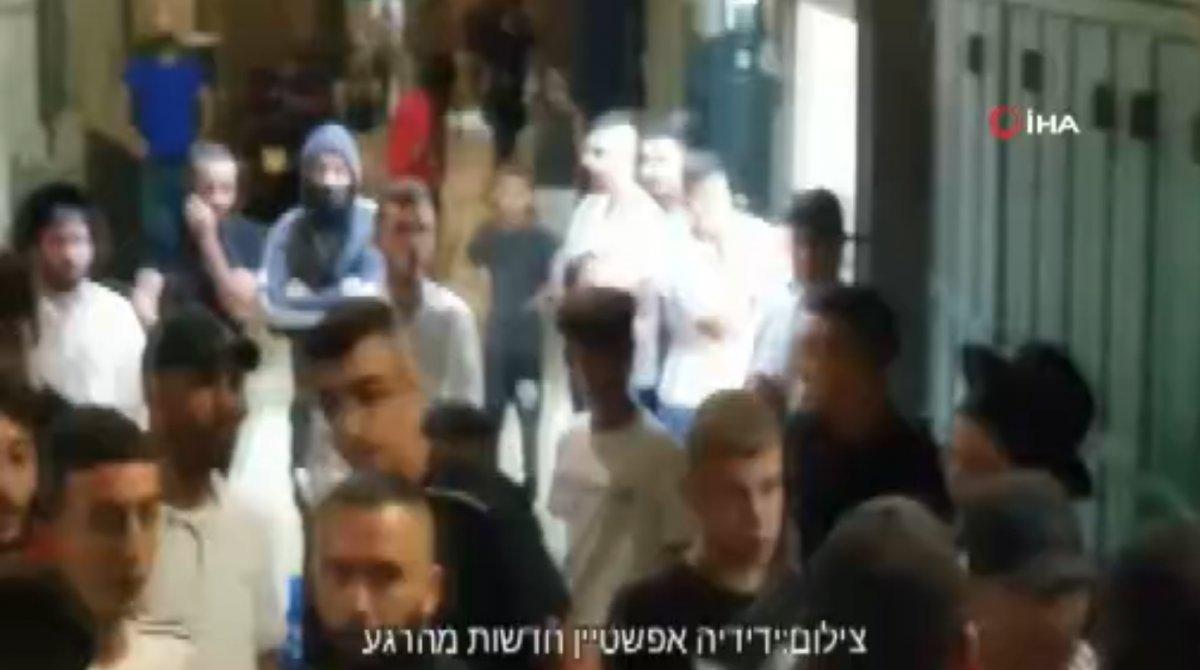Doğu Kudüs'te fanatik Yahudiler yürüyüş düzenledi  #3
