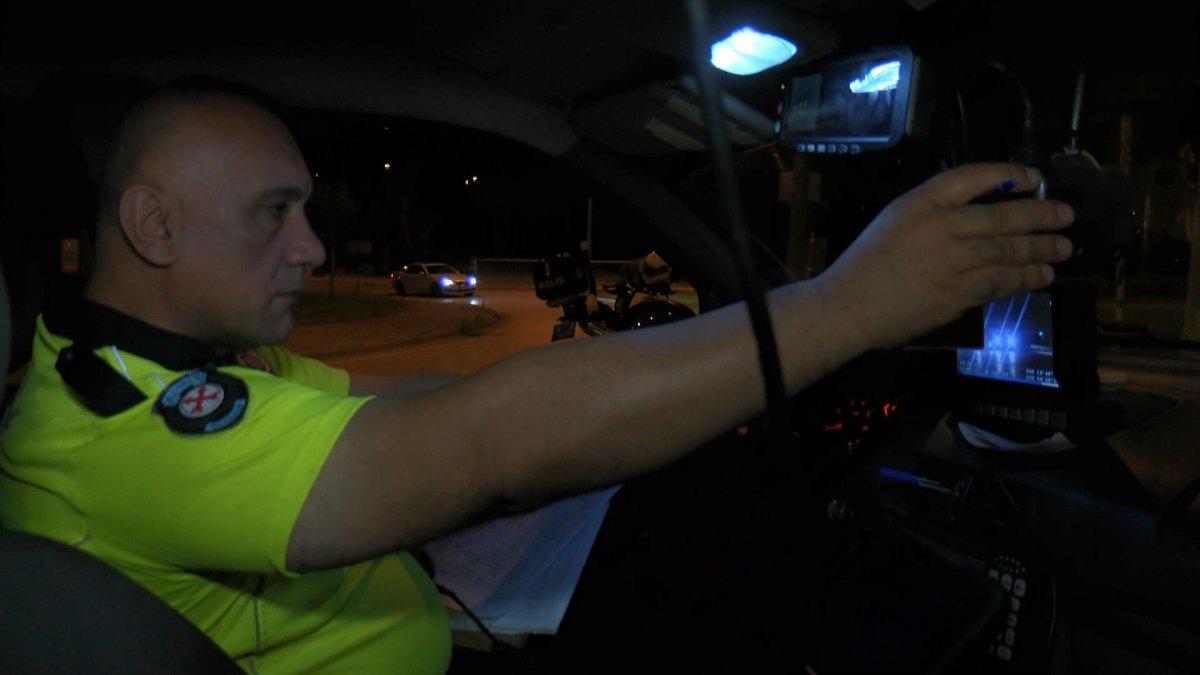 Bursa da bayram öncesi trafik denetimi #3