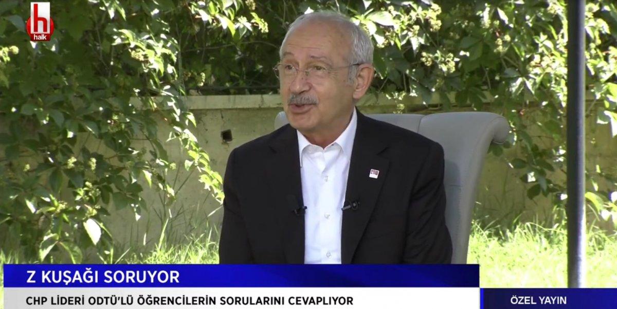 Kemal Kılıçdaroğlu nun favorilerini kestirme anısı #1