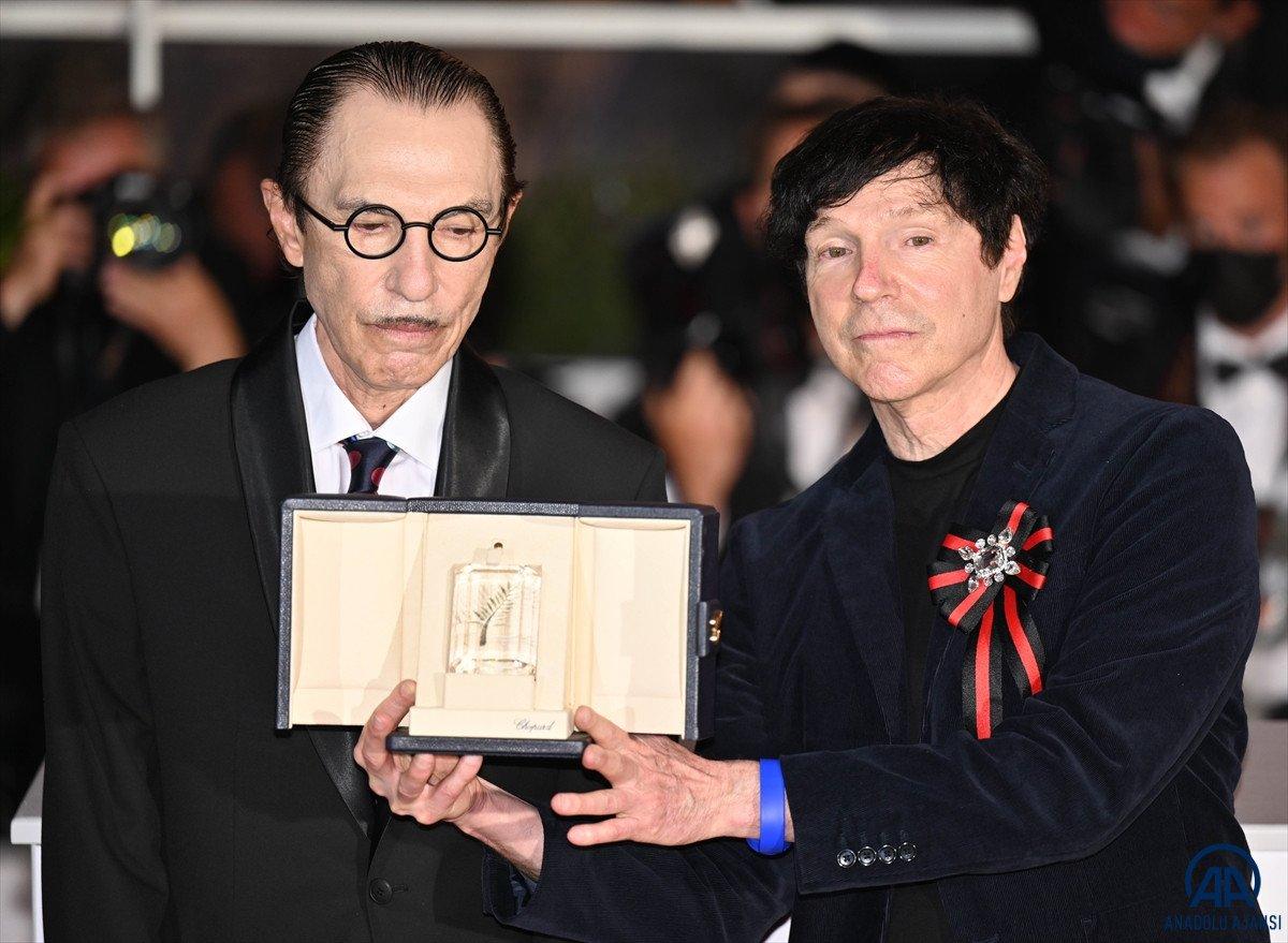 74. Cannes Film Festivali nde Altın Palimiye ödülünü Titane kazandı #3