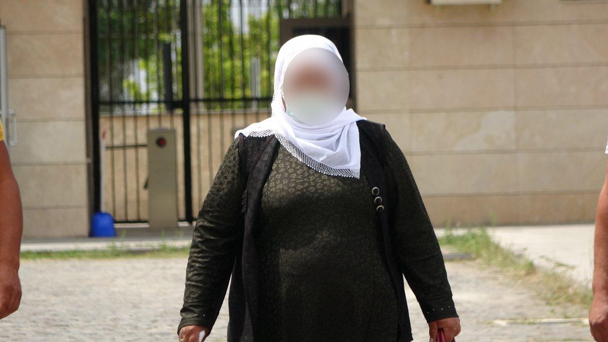 Muş'taki evlat nöbetinde ilk anne-oğul kavuşması #6