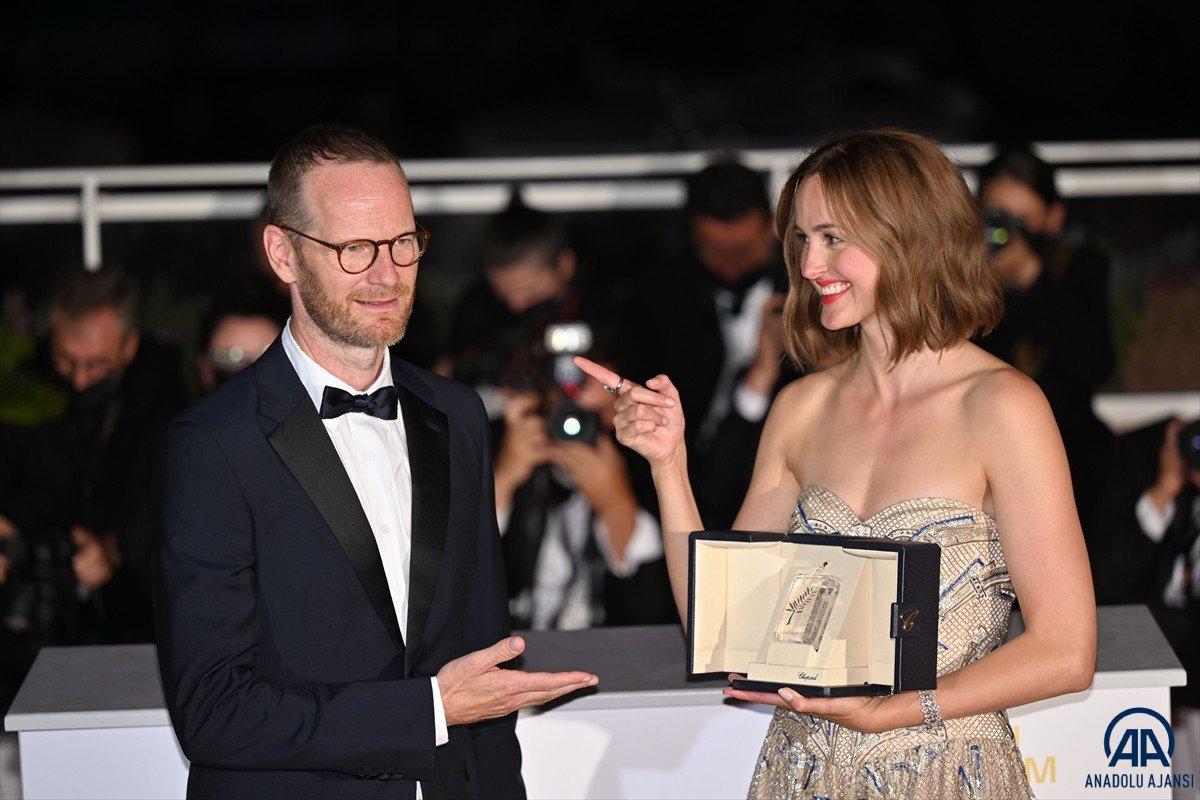 74. Cannes Film Festivali nde Altın Palimiye ödülünü Titane kazandı #7
