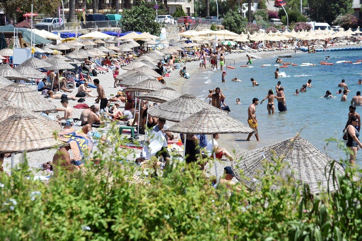 Antalya da oteller, bayram öncesinde doldu #7