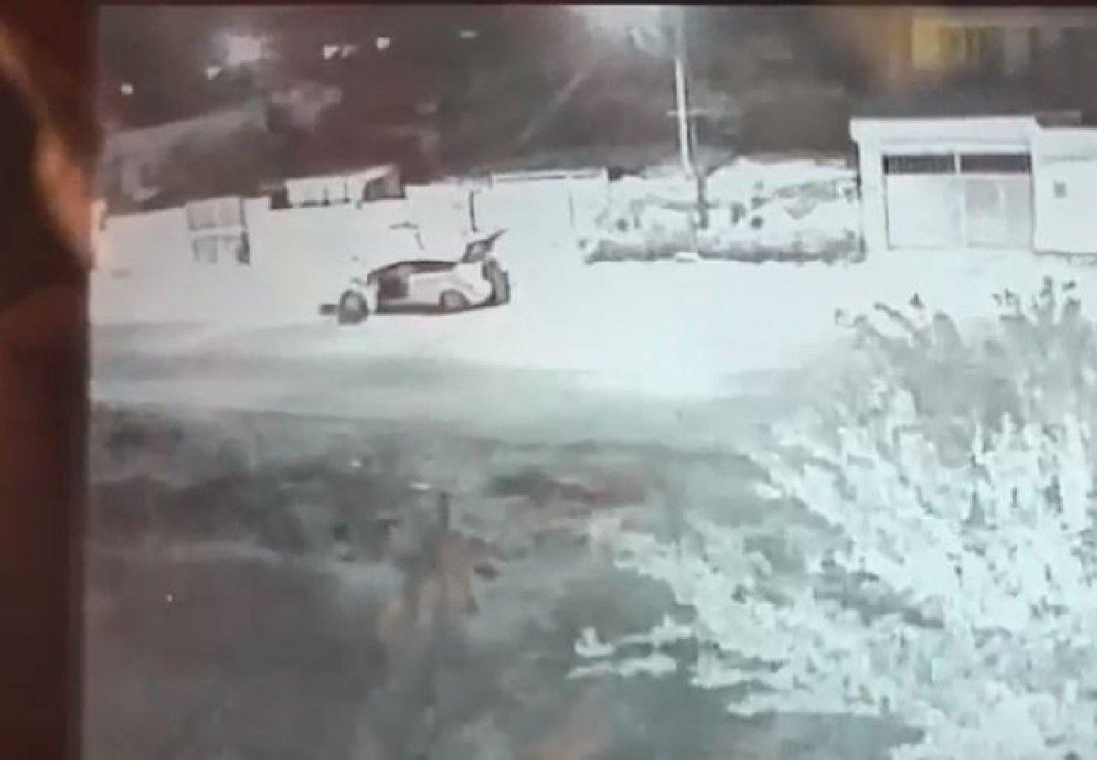 Gaziantep'te uyuşturucu alabilmek için el arabası çaldı  #2