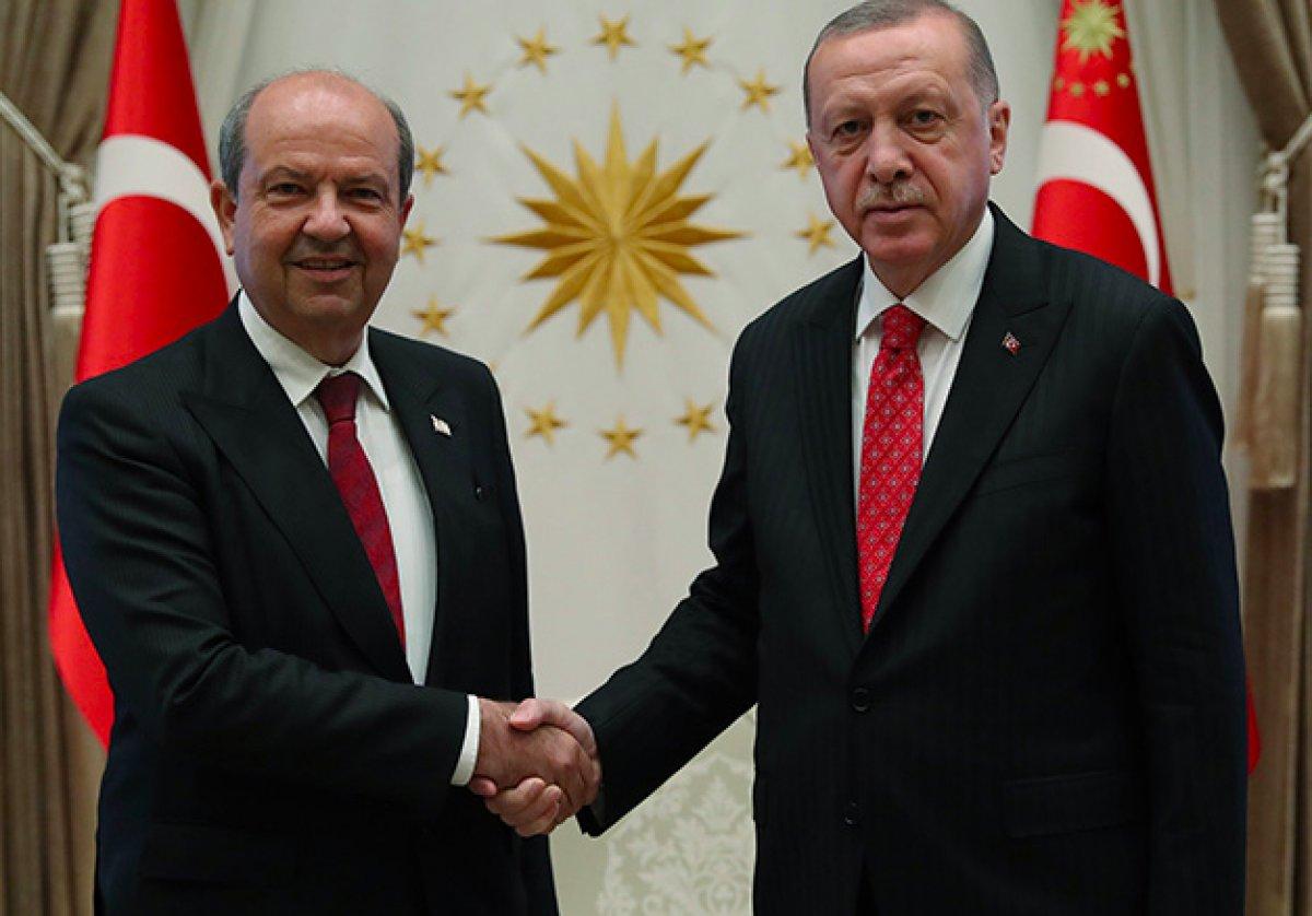 Ersin Tatar: Türkiye ye daha da sıkı sarılacağız #1