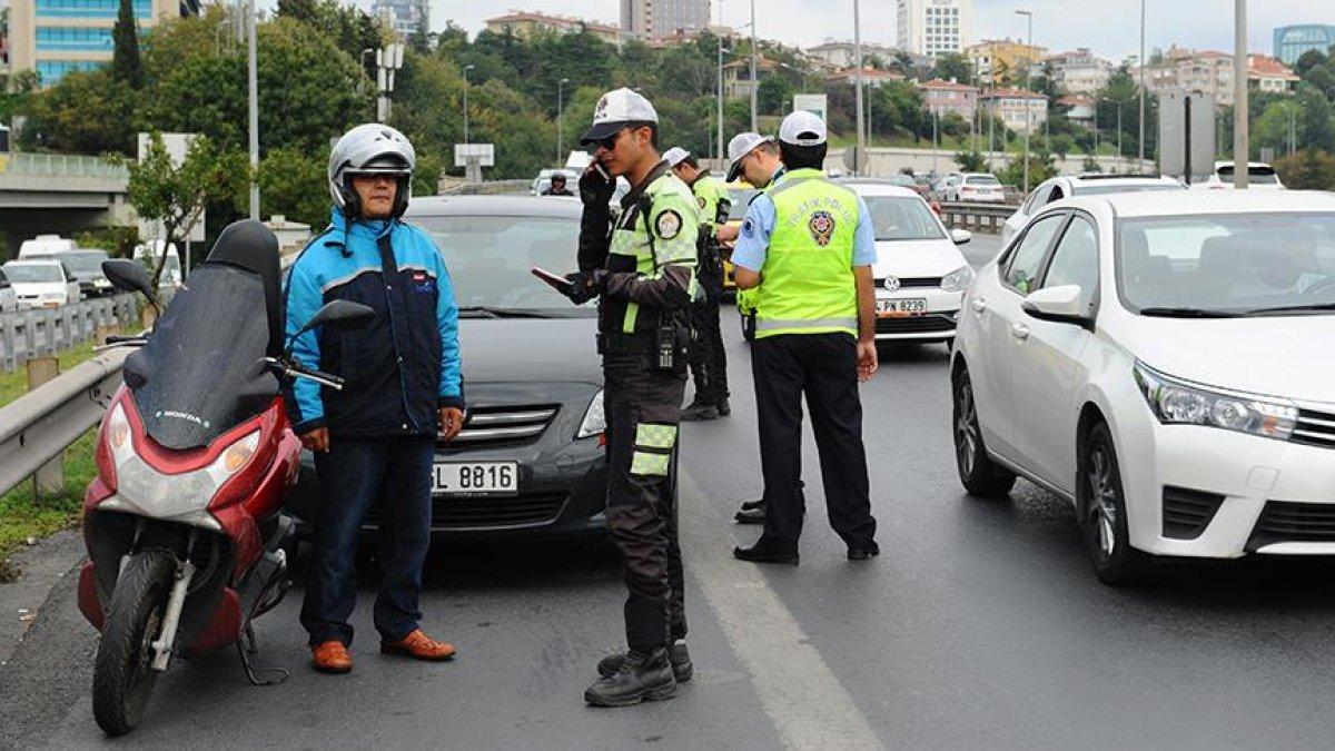 Bayram da görev yapacak 226 bin 586 polisin 19 bin 923 ü İstanbul da #1