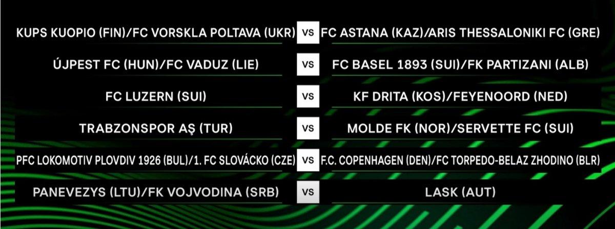 Trabzonspor ve Sivasspor un muhtemel rakipleri #2