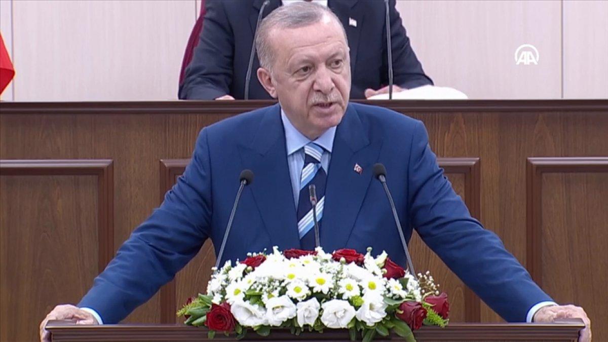 Cumhurbaşkanı Erdoğan, KKTC de müjdeyi verdi #1