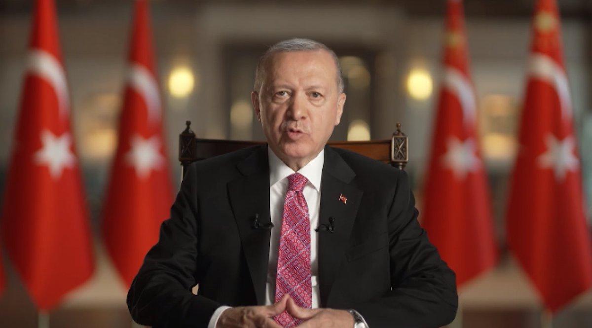 Cumhurbaşkanı Erdoğan, Kurban Bayramı için video mesaj yayınladı #1