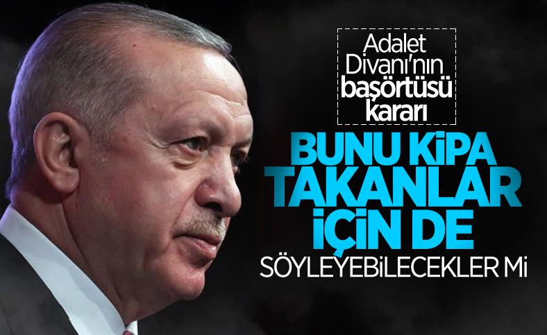 Cumhurbaşkanı Erdoğan'ın, KKTC'ye ziyareti öncesi açıklamaları