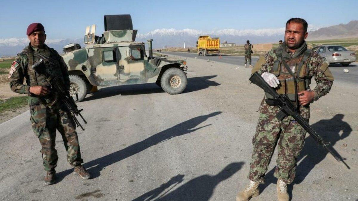Taliban ile Afgan hükümeti anlaştı #1