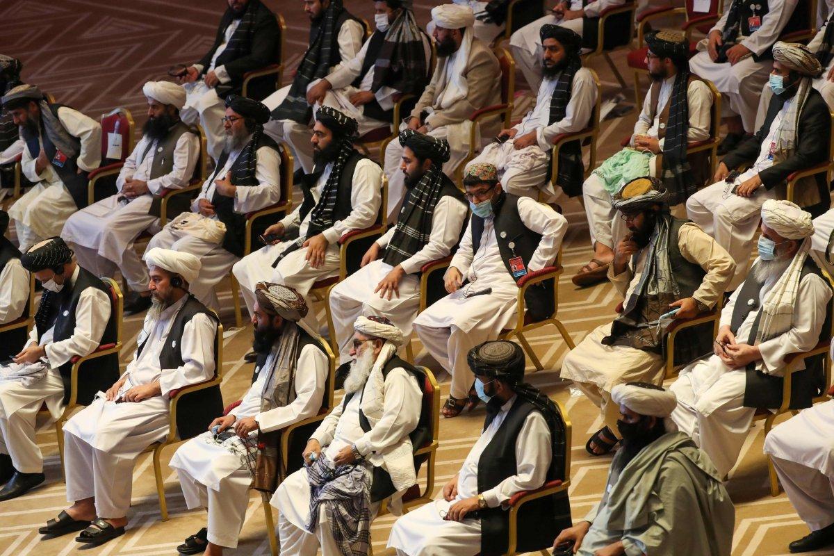 Taliban ile Afgan hükümeti anlaştı #3