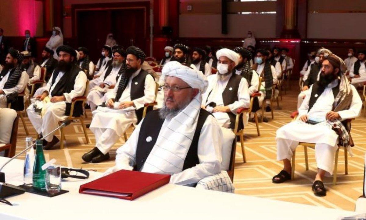 Taliban ile Afgan hükümeti anlaştı #2