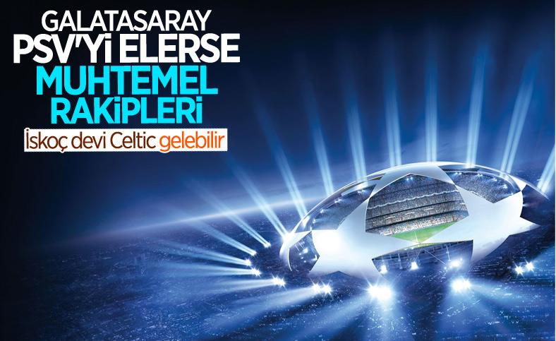 Galatasaray'ın üst turdaki muhtemel rakipleri